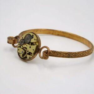 Bracelet femme bronze