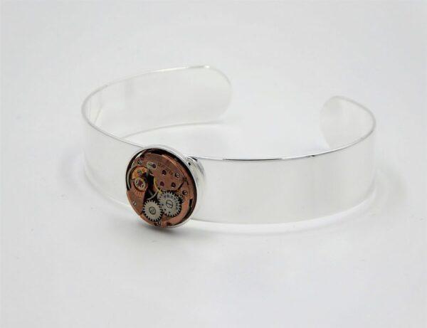 Bracelet argent femme 2