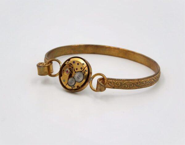 Bracelet bronze femme