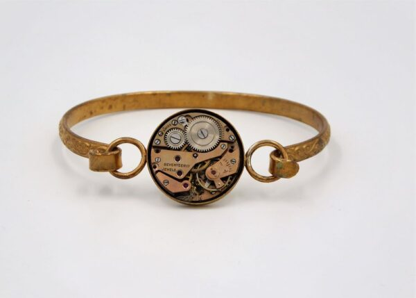 Bracelet bronze montre 2