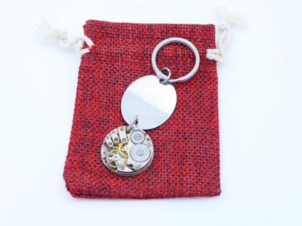 Porte-clés montre 2