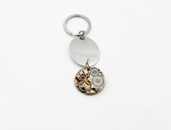 Porte-clés montre