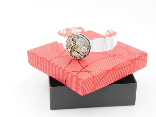 Bracelet manchette femme